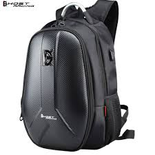 <b>GHOST RACING Motorcycle</b> Backpack Carbon Fiber Waterproof ...