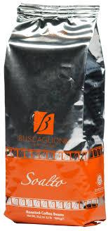 <b>Кофе в зернах Buscaglione</b> Soalto, 1 кг зерно купить в Москве ...