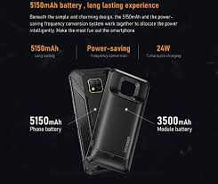 <b>DOOGEE S95</b> PRO 4G Rugged Cell Phones Unlocked, <b>IP68</b> ...