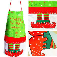 <b>2016</b> New Cloth <b>Apron Ornament</b> For Kitchen Tableware <b>Christmas</b> ...