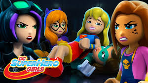 <b>LEGO</b> DC <b>Super Hero Girls</b>: Super Villain High | First 10 Minutes ...