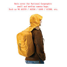 Professional Camera bag Rain Cover Raincoat Waterproof Dust ...