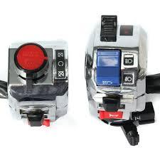 1 <b>Pair Aluminum</b> Motorcycle <b>7/8 Inch</b> Handlebar Control Horn Turn ...
