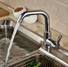 deck mounted kitchen sink pst single handle brass hot cold kitchen sink faucet deck mount one ho