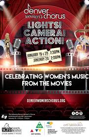 DWC Lights! Camera! Action! Celebrating <b>Women's Music</b> from the ...