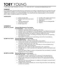 resume examples maintenance man resume template essay writing my resume examples maintenance man resume resume summary of qualifications on resume maintenance