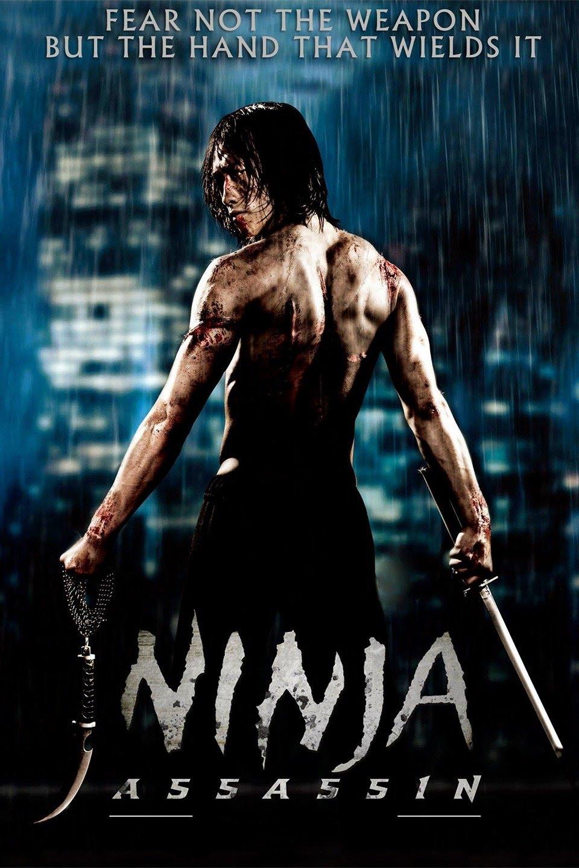 download Ninja Assassin 2009 Dual Audio Hindi-English Esub  Bluray 480p | 720p