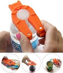 Brenium 2-pack <b>Multifunctional</b> Bottle and <b>Can Opener</b>, Plastic ...