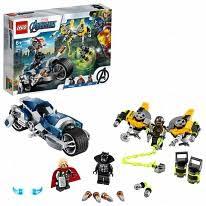 Купить <b>конструкторы LEGO Super Heroes</b> Marvel (Лего Супер ...