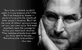 Steve Jobs Quotes On Life. QuotesGram via Relatably.com