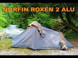Компактная <b>палатка Norfin</b> Roxen <b>2</b> Alu : обзор - YouTube