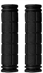 Star-Art 1 Pair Bike Handlebars Grips, Rubber ... - Amazon.com
