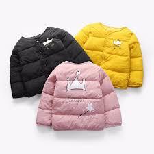 <b>BibiCola girls</b> coats jackets <b>winter</b> cotton sweatershirt down parkas ...