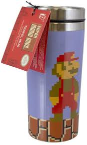 <b>Термокружка Paladone Super Mario</b>. Travel Mug 450 ml (PP5017NN)
