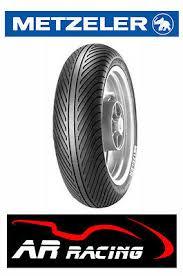 <b>Metzeler Racetec Rain</b> Wet Rear Race Tyre 190 / 60 / 17 K1 Soft ...