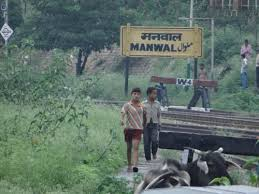 Image result for Manwal/Jammu-Udhampur rail route