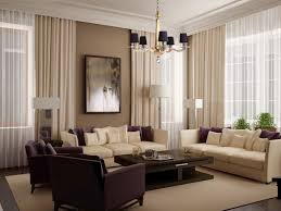 Purple Living Room Curtains Living Room Classy Living Room Curtains With A Set Of Sofa With