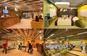 over design of the new google office in moscow the architects from camenzind evolution a unique and inspiring atmosphere has been created taking into atmosphere google office