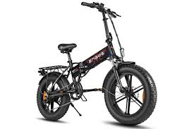 <b>ENGWE EP</b>-<b>2</b> - Foldable Ebike <b>500W</b>, 48V 12.5Ah - Mate X Bike ZONE