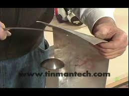 <b>Spring Steel</b> Spoon - Metalworking <b>Hand</b> Tools - YouTube