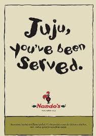 South African <b>Nando's</b> | South African food | <b>Funny</b> ads, <b>Print</b> ads ...