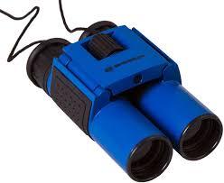 Купить <b>Бинокль BRESSER Topas</b>, 10 x 25, синий в интернет ...