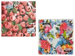 <b>Салфетки бумажные New</b> Line Fresco
