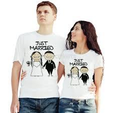 <b>Футболки</b> для молодоженов <b>Just Married в</b> Волгограде (500 ...