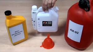 Как смешать бензин с маслом в <b>канистре</b> ADA Fuel & Oil Canister ...