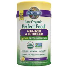 <b>Raw Organic Perfect</b> Food Alkalizer & Detoxifier | Garden of Life