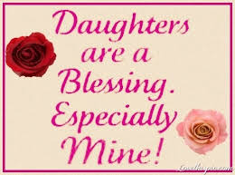 Daughters Are A Blessing Pictures, Photos, and Images for Facebook ...