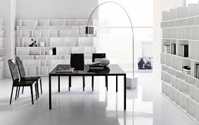 office large size 10 stylish modern office interior decorating ideas nimvo tech desk by cattelan business office decorating ideas 1 small business