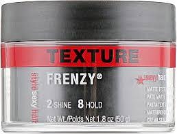 <b>Крем</b> текстурный для объёма - <b>SexyHair</b> Style Frenzy Bulked Up ...