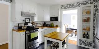 recommendation country kitchen cabinets  inexpensive ways to fix up your kitchen photos the huffington post