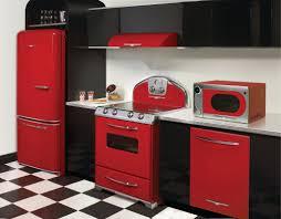 retro kitchen stove design vintage