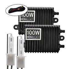 Купите <b>100w h3</b> 6000k xenon bulbs онлайн в приложении ...