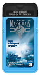 Le Petit Marseillais® <b>Гель</b>-<b>шампунь для мужчин</b> «<b>Кедр</b> и ...