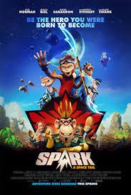 <b>Spark</b> (2016 film) - Wikipedia