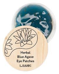 Гидрогелевые патчи для области вокруг глаз Herbal Blue Agave ...