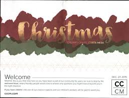 my church bulletins be the world s largest online diverse calvary chapel costa mesa christmas bulletin something missing