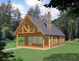 Log Cabin home plans and small cabin designsSmall log cabin home plans and cottages