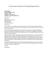 project coordinator cover letter samples  template project coordinator cover letter samples