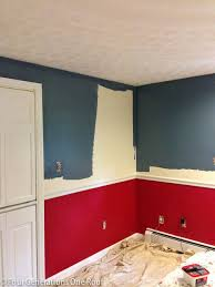 painting bedroom blue master bedroom paint progress four generations one roof