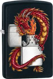 <b>Зажигалки Zippo Z_218-Oriental-Dragon</b> | www.bestfleur.ru