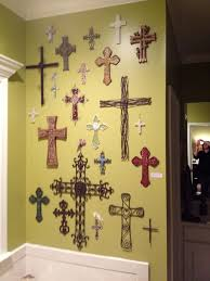 iron wall cross love: i want to start a cross wall maybe one at home and one at the