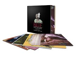 <b>Billie Holiday Classic</b> Lady Day 180g 5LP Box Set-Elusive Disc