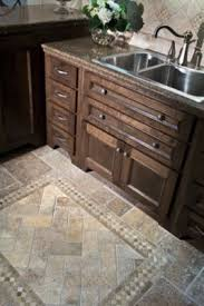 kitchen floor tiles small space: beautiful tile floor think this is a kitchen but would be pretty in bath