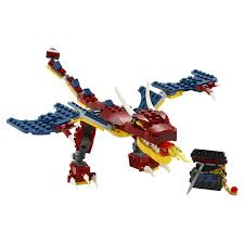 Купить <b>конструктор LEGO Creator</b> 31102 <b>Огненный</b> дракон, цены ...