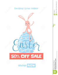 vector illustration of easter spring background cute vector illustration of easter spring background cute bunny
