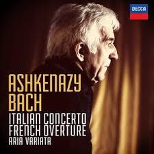 <b>BACH Italian Concerto</b> / Ashkenazy - 1 CD / Download - Buy Now